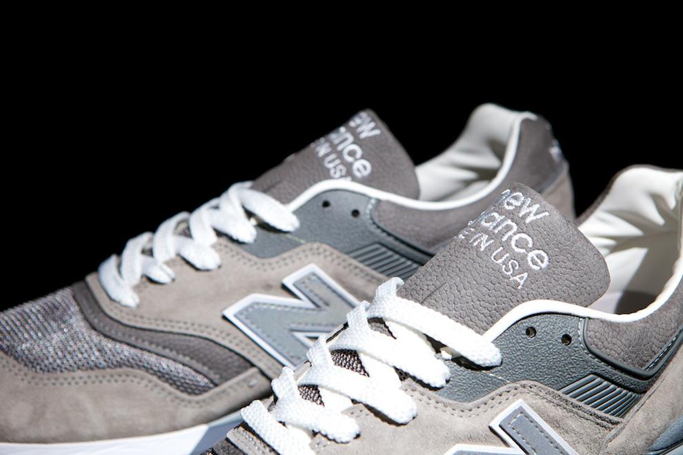 New Balance 997 Grey 9