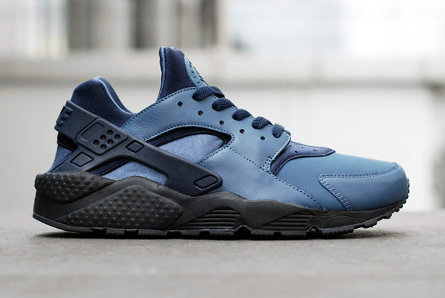 Nike Air Huarache Slate Blue 1