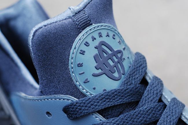 Nike Air Huarache Slate Blue 2