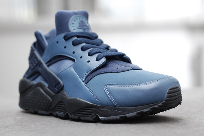 Nike Air Huarache Slate Blue 3