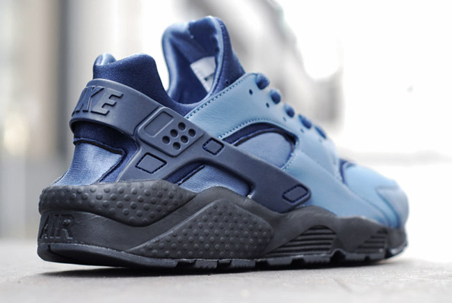 Nike Air Huarache Slate Blue 5