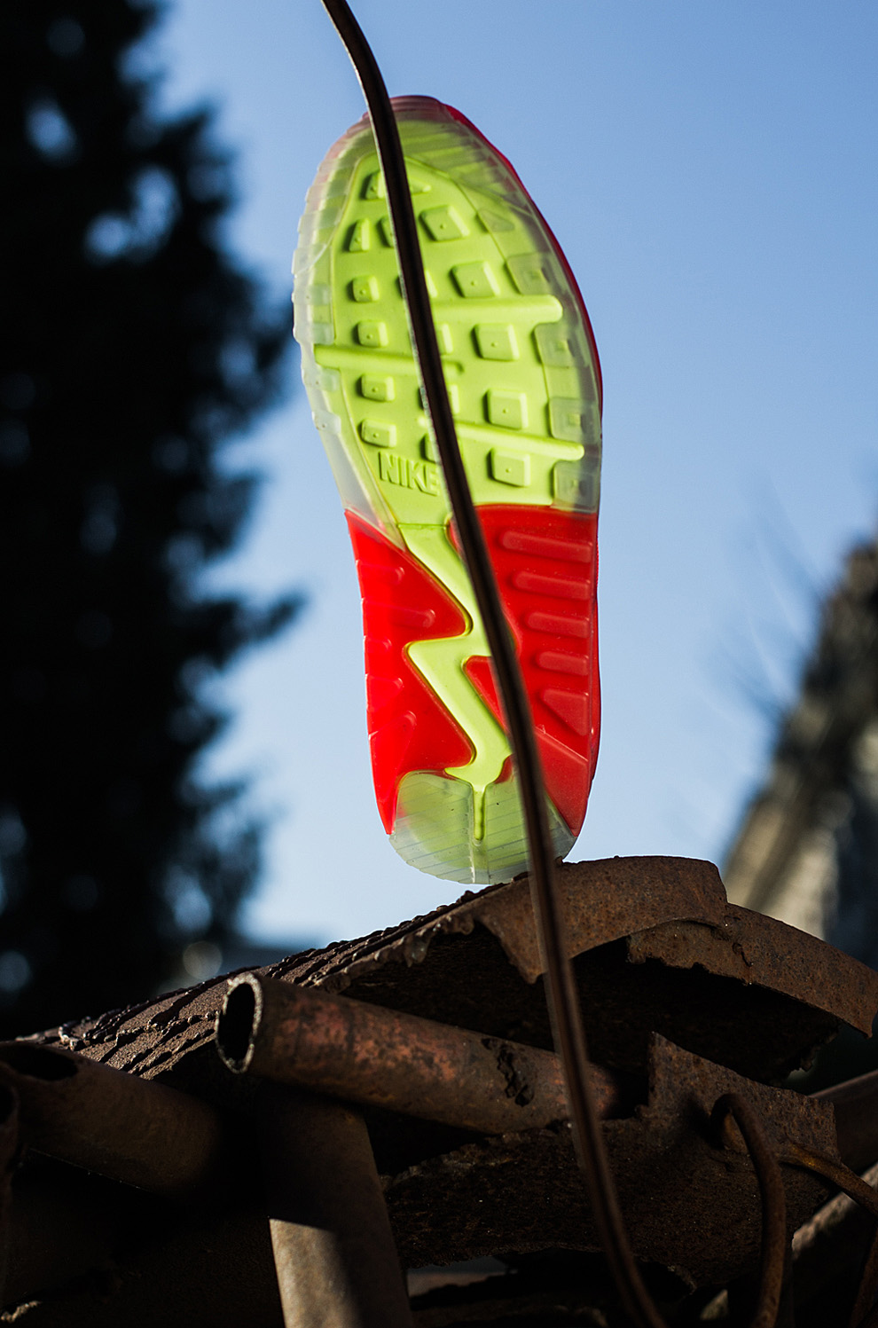 Nike Air Max 90 ICE 5
