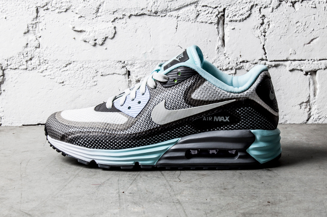 "Nike Air Max Lunar90 - ""Glacier Ice / Cool Grey"""