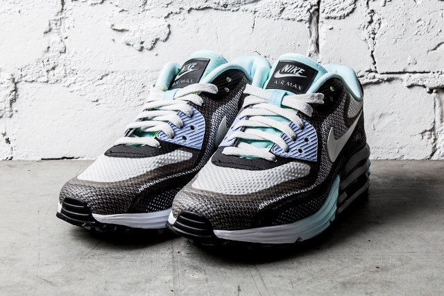 Nike Air Max 90 Lunar Glacier Ice Cool Grey 2
