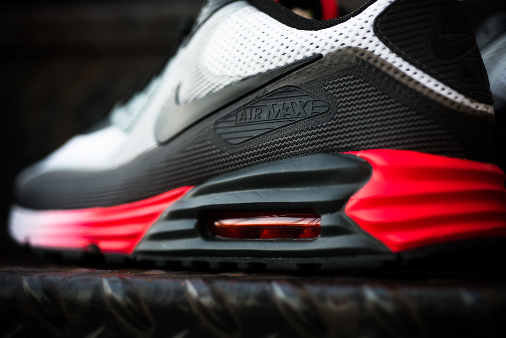 Nike Air Max Lunar90 Black Anthracite 2