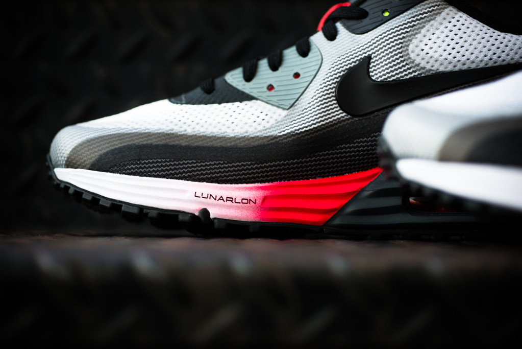 Nike Air Max Lunar90 Black Anthracite 3