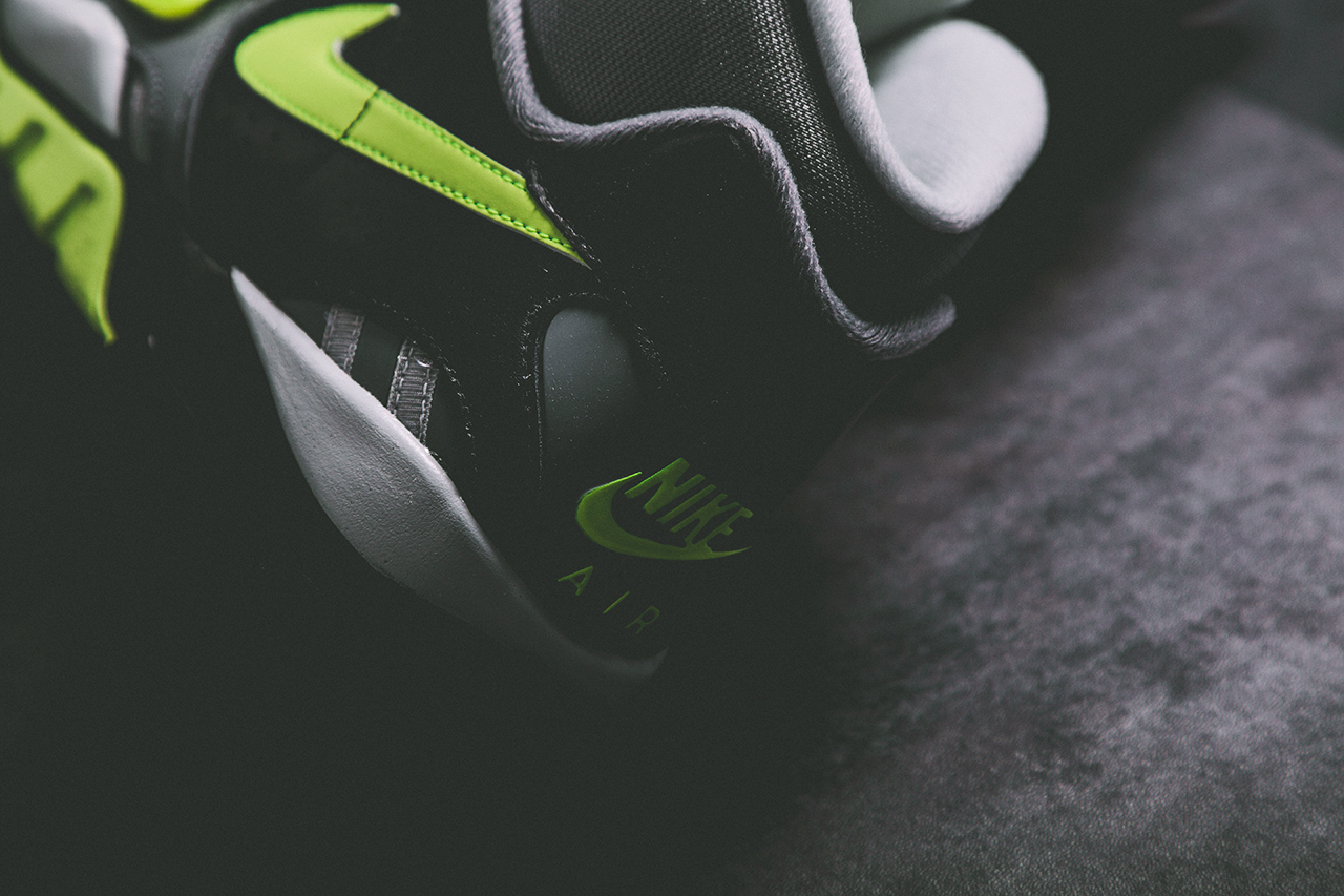 Nike Air Trainer SC II Black Volt Cool Grey 4