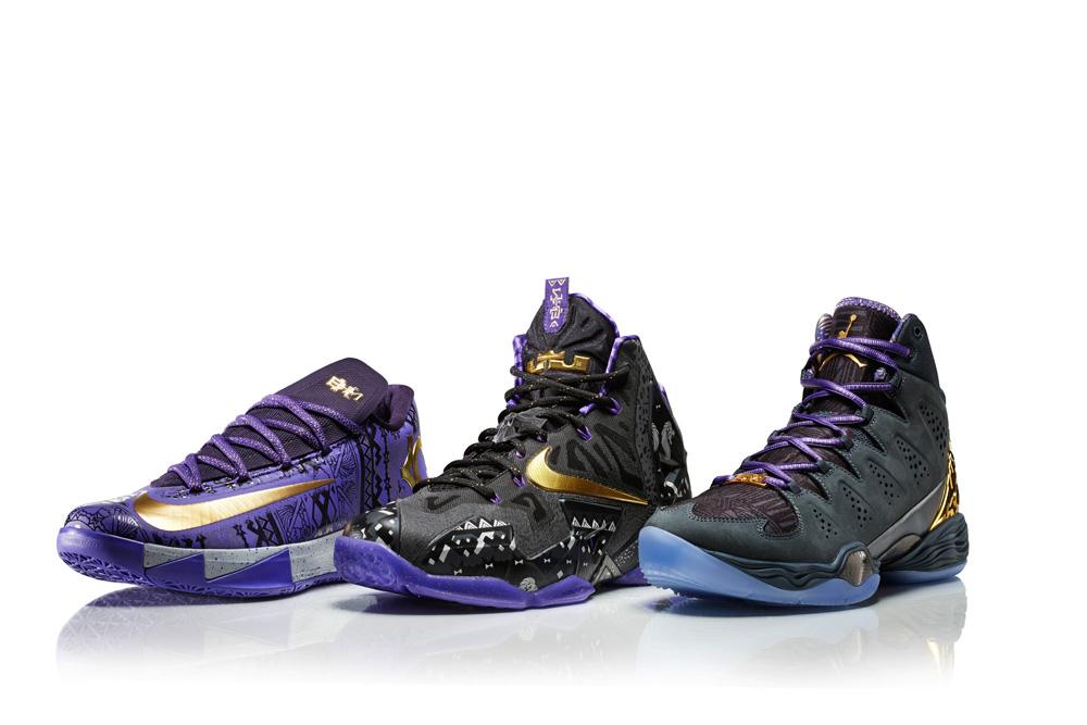 Nike BHM Kollektion 2014