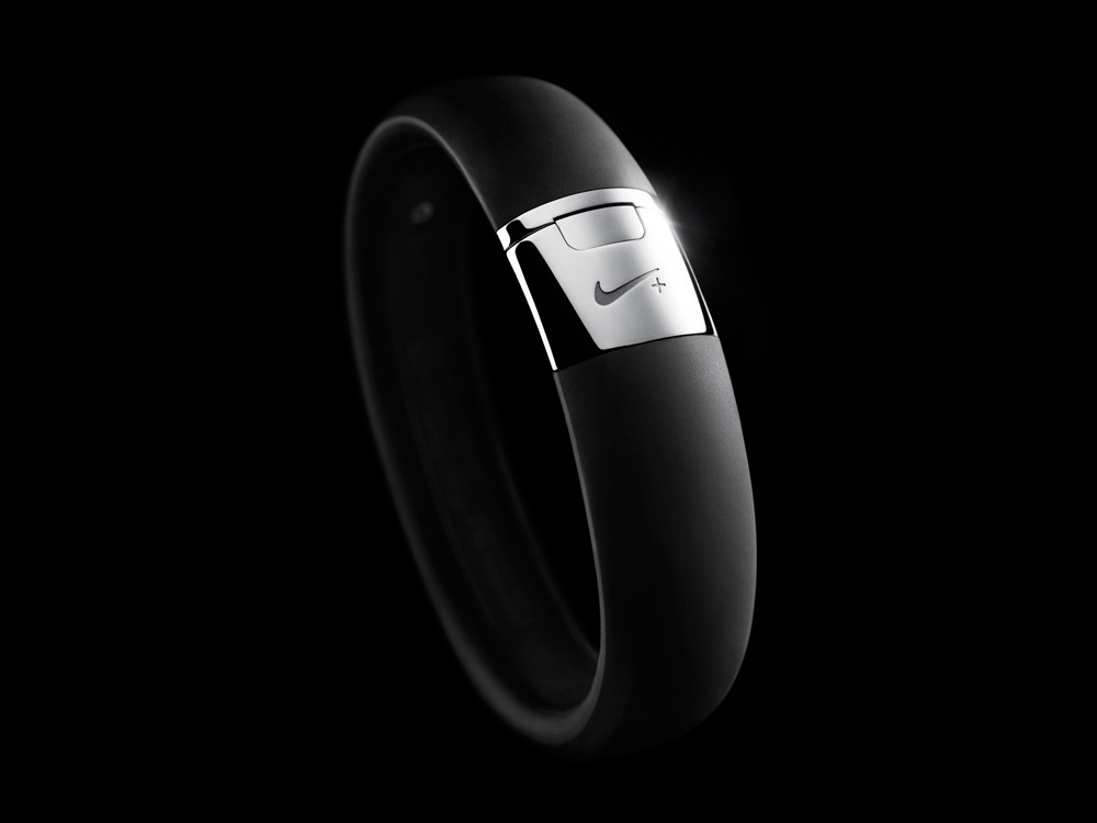 Nike FuelBand SE Silver Limited Edition 8