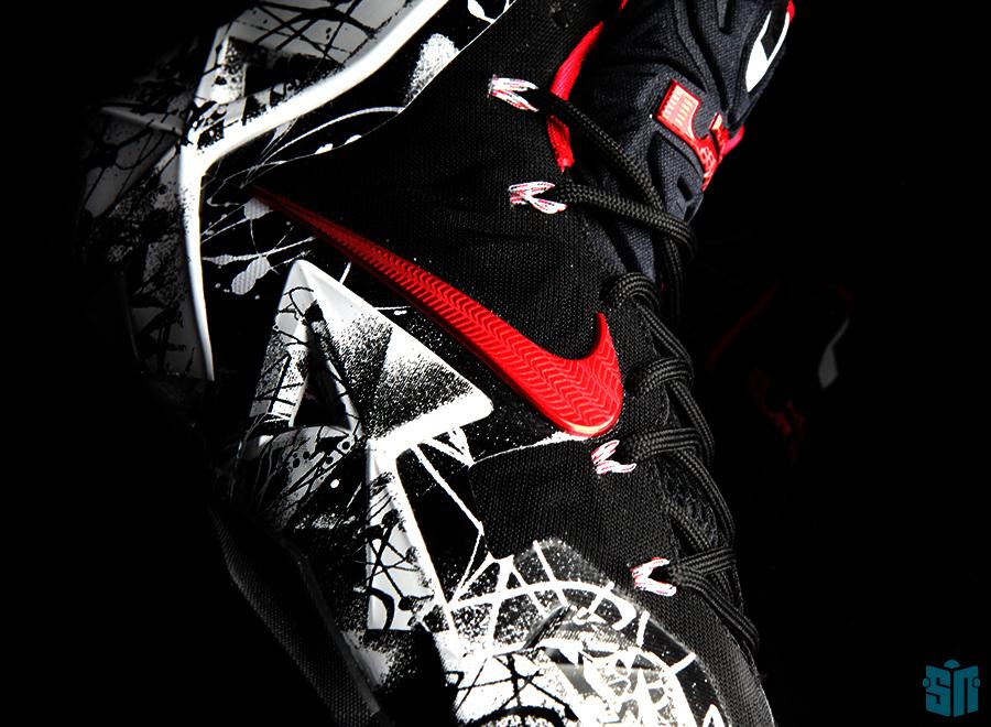 "Nike LeBron 11 ""Graffiti"" 1"