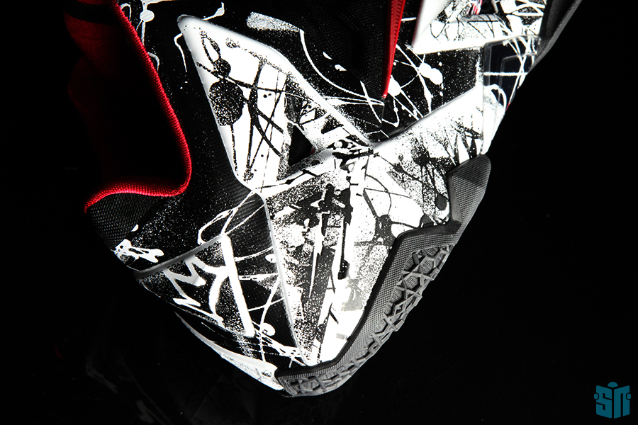 "Nike LeBron 11 ""Graffiti"" 11"