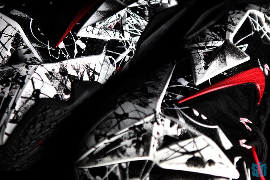 "Nike LeBron 11 ""Graffiti"" 12"