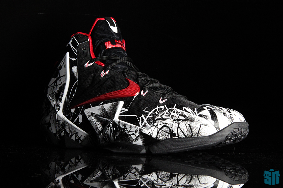 "Nike LeBron 11 ""Graffiti"" 2"