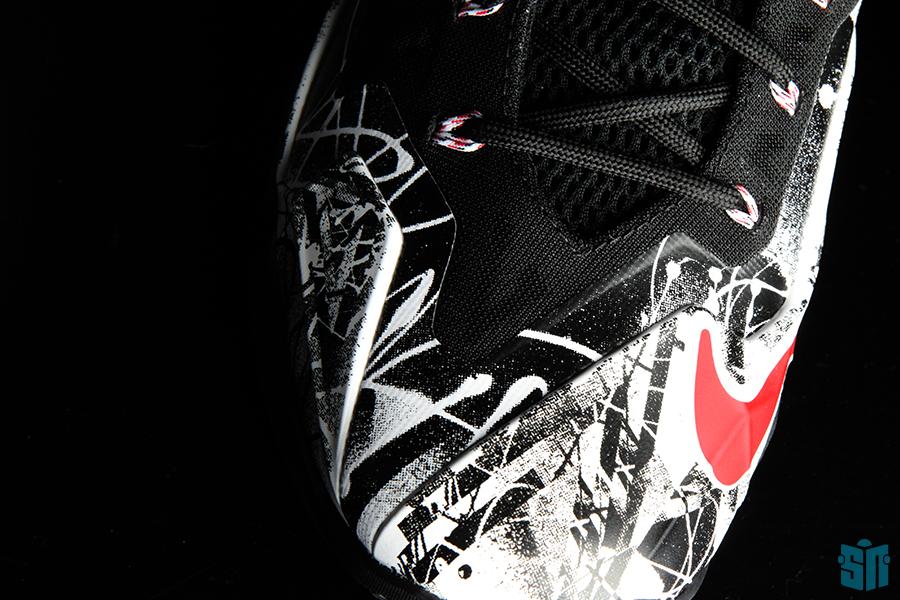"Nike LeBron 11 ""Graffiti"" 4"