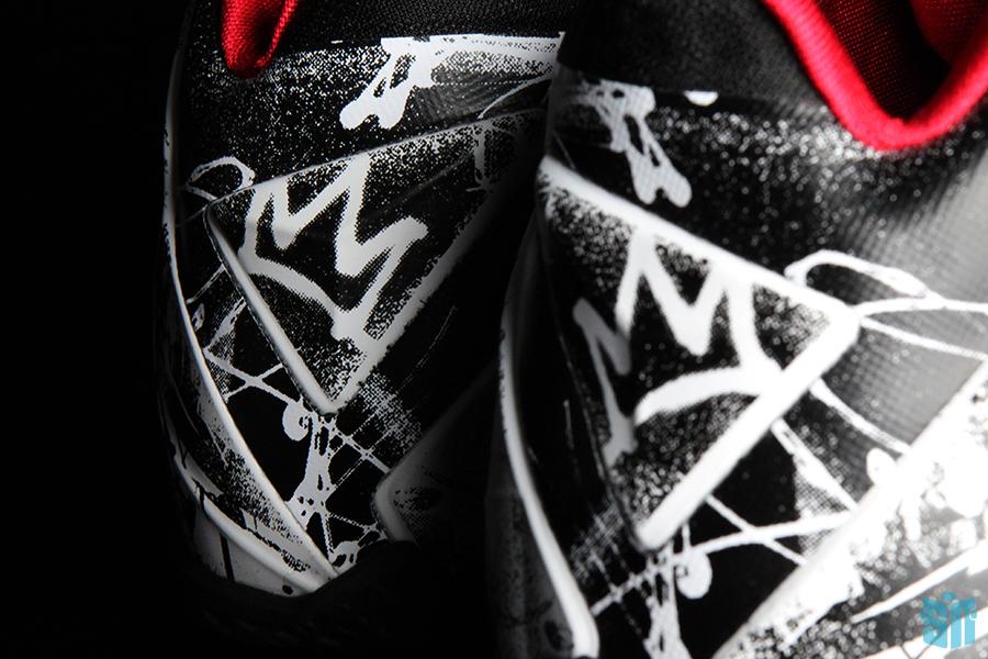 "Nike LeBron 11 ""Graffiti"" 7"