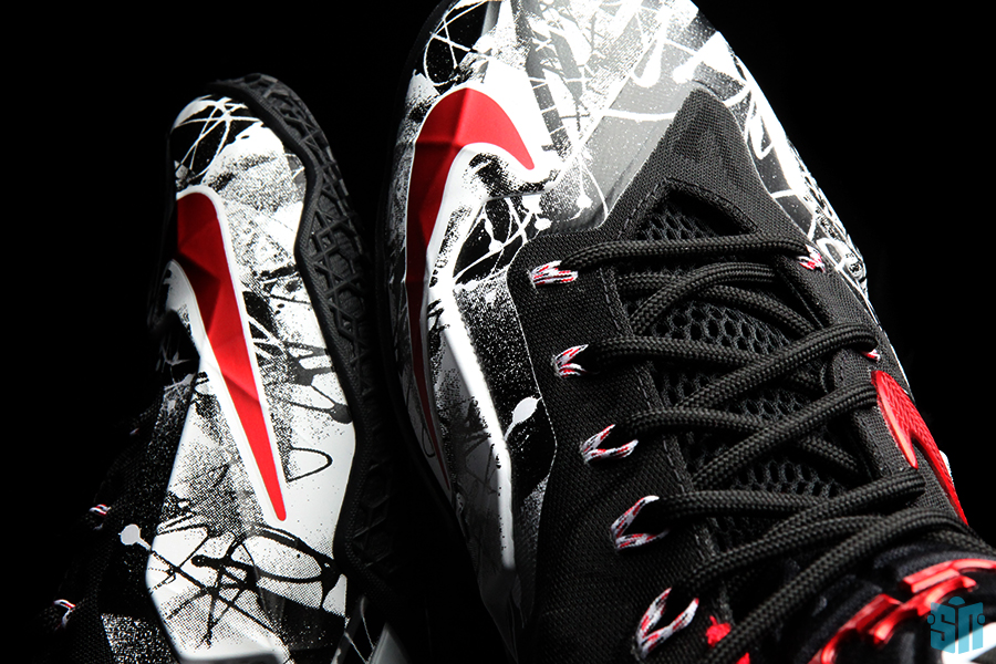 "Nike LeBron 11 ""Graffiti"" 8"
