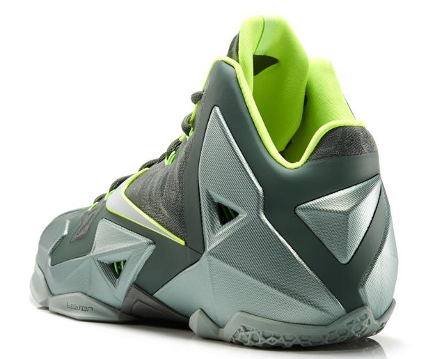 Nike Lebron 11 Mica Green 2