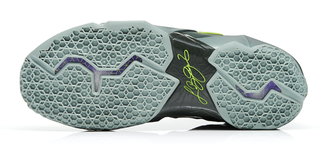 Nike Lebron 11 Mica Green 3