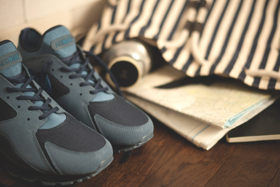 Nike x size Navy Pack 5