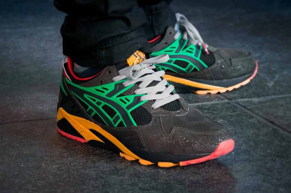 Packer Shoes x Asics GEL Kayano Trainer 10