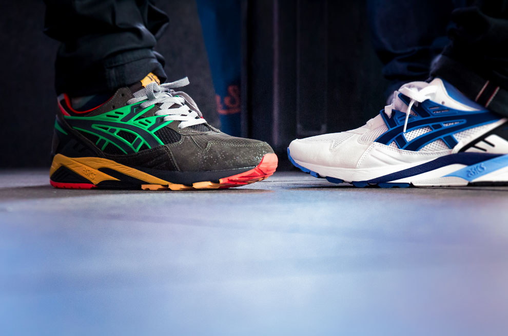 Packer Shoes x Asics GEL Kayano Trainer 11