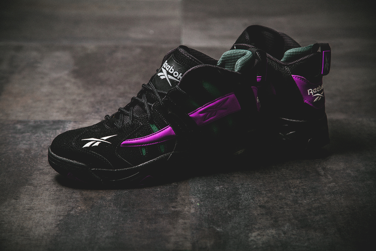 Reebok The Rail Milwaukee Bucks 1