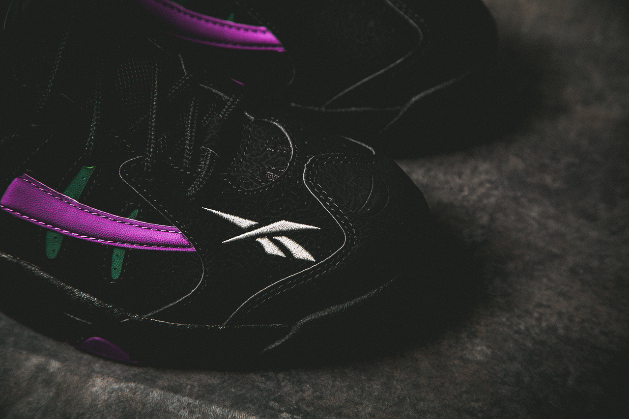 Reebok The Rail Milwaukee Bucks 3