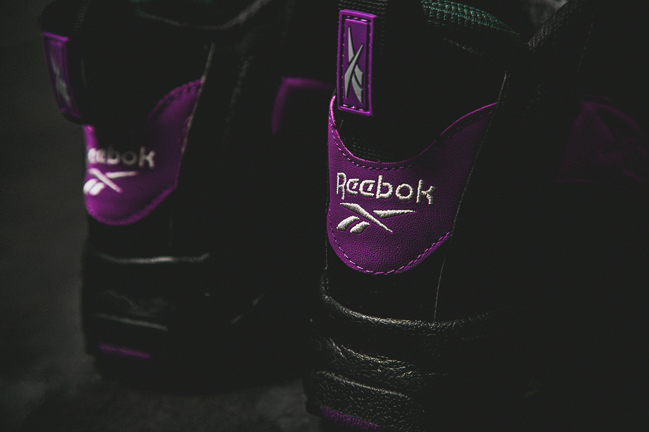 Reebok The Rail Milwaukee Bucks 5