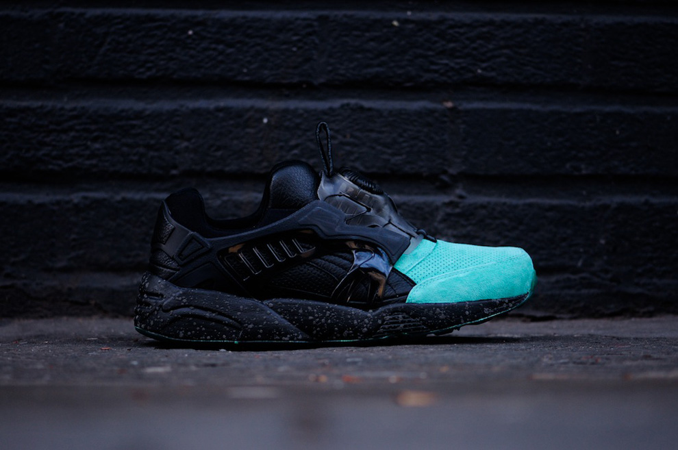 Ronnie Fieg x Puma Disc Blaze Coat of Arms Pack 3
