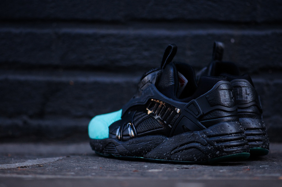 Ronnie Fieg x Puma Disc Blaze Coat of Arms Pack 6