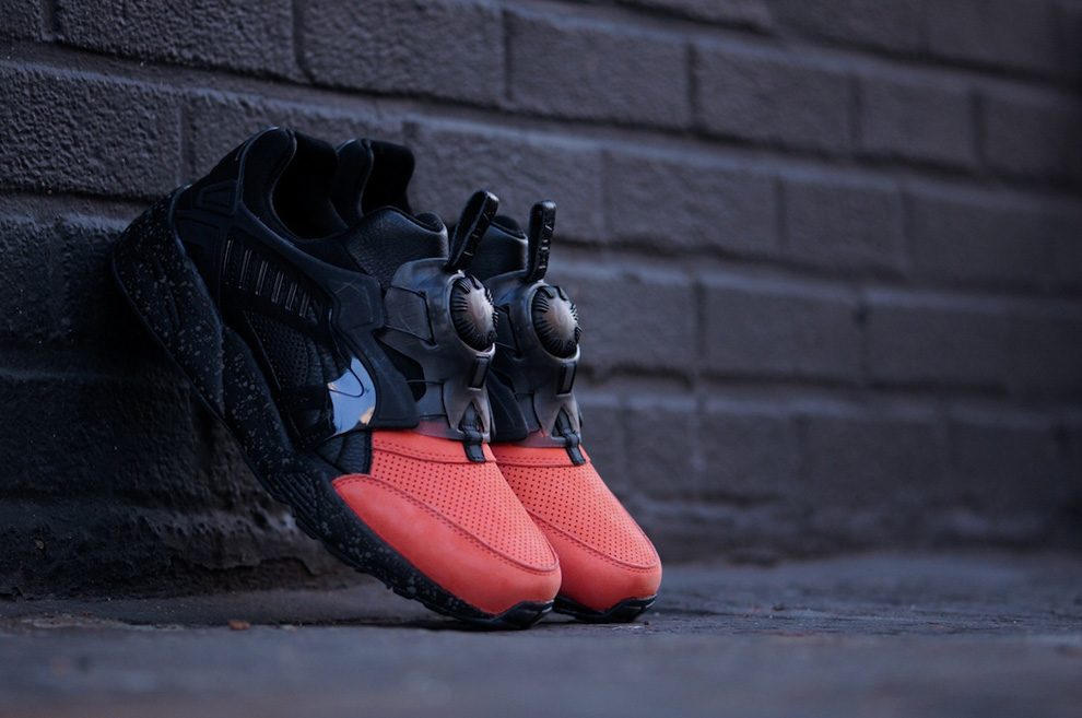 Ronnie Fieg x Puma Disc Blaze Coat of Arms Pack 8