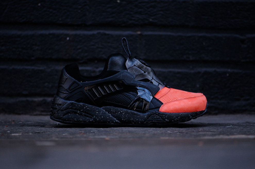 Ronnie Fieg x Puma Disc Blaze Coat of Arms Pack 9