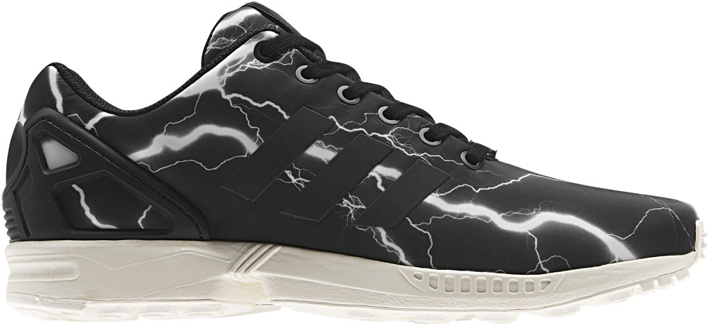 adidas ZX FLUX Black Pack 2