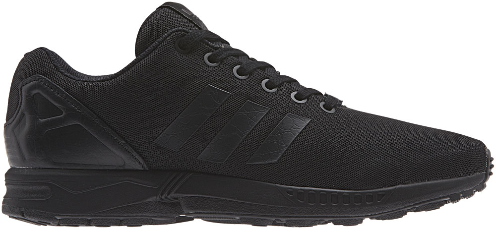 adidas ZX FLUX Black Pack 7