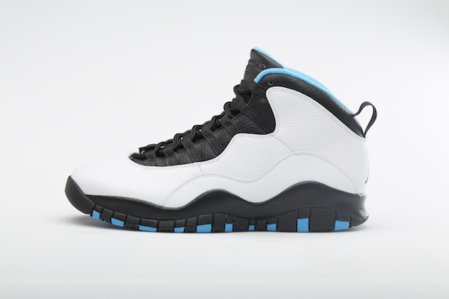 Air Jordan 10 Retro Powder Blue 2