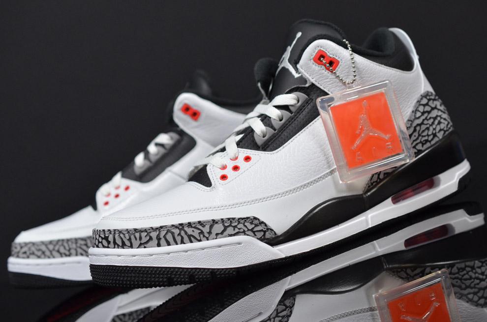 Air Jordan 3 Retro Infrared 23 1