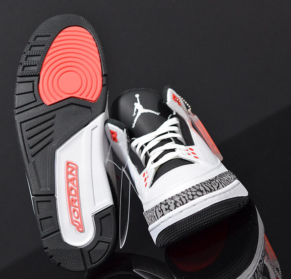 Air Jordan 3 Retro Infrared 23 8