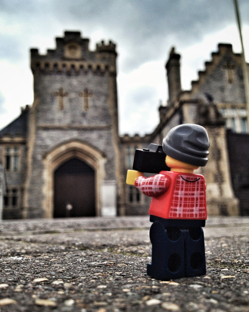 Andrew Whyte LEGO Legography 11