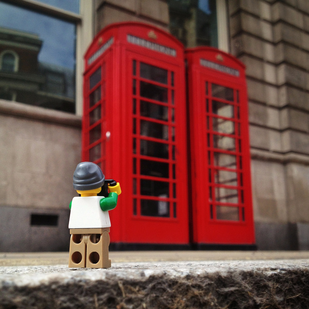 Andrew Whyte LEGO Legography 14