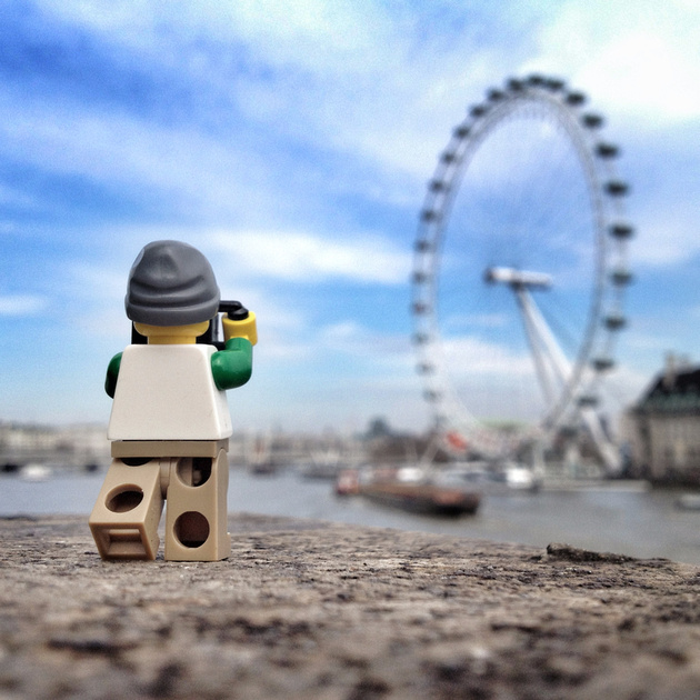 Andrew Whyte LEGO Legography 15