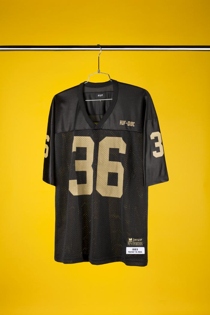 HUF x Wu Tang Brand 20th Anniversary Collection 2
