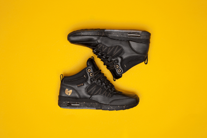 HUF x Wu Tang Brand 20th Anniversary Collection 4