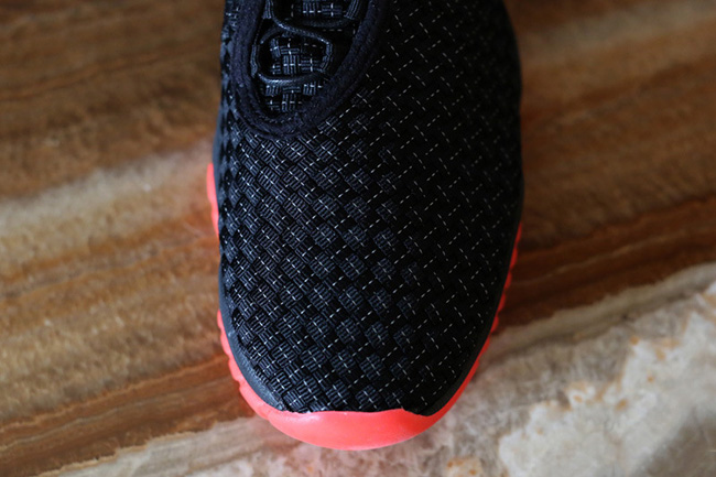 Jordan Future Black Infrared 3