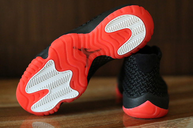 Jordan Future Black Infrared 5