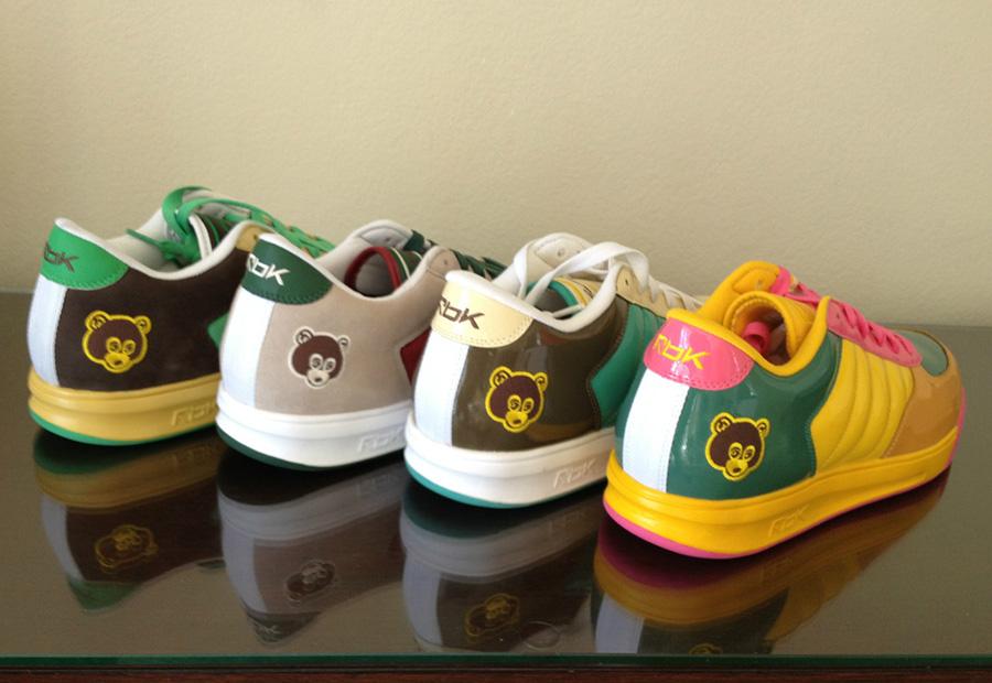 Kanye West x Sneaker 4