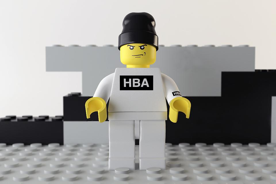 LEGO Streetwear Figuren von Simeon Georgiev 2