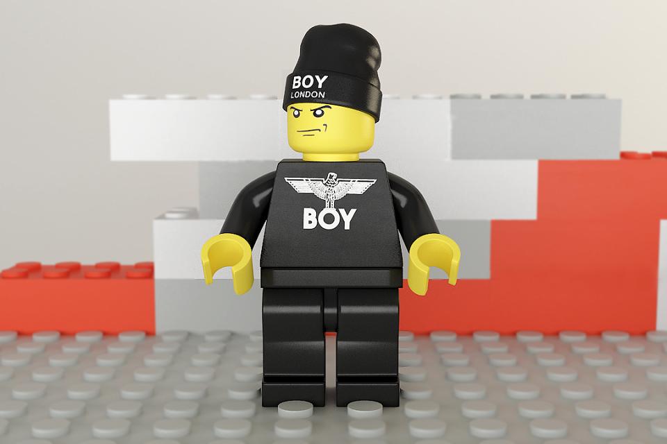 LEGO Streetwear Figuren von Simeon Georgiev 3