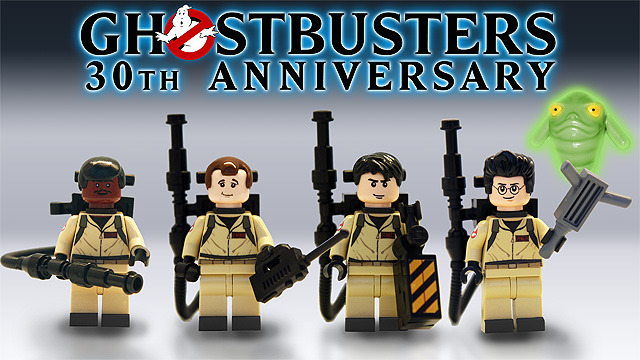 LEGO x Ghostbusters 3