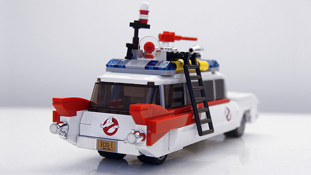 LEGO x Ghostbusters 4