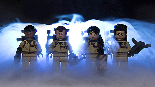 LEGO x Ghostbusters 5